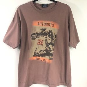 Steve & Barry's AUTOBOTS ROLL OUT T-Shirt